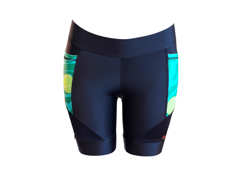 Coolshorts Race Run Menta