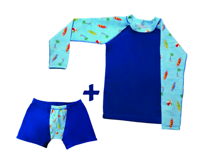 CoolKids Kit Masculino Surf